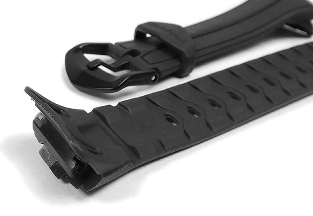 Casio Ersatzband Uhrenarmband Resin Band Blau STR-101C STR-101 STR-111C STR-111