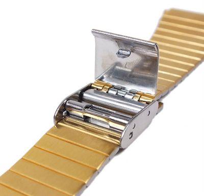 Casio Ersatzband Uhrenarmband Edelstahl Band für DBC-611G – Bild 2