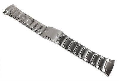 Casio Ersatzband Uhrenarmband Edelstahl Band für WVQ-M410D-1 WVQ-M410D-2 WVQ-M410D – Bild 1