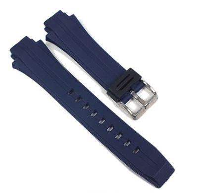 Uhrenarmband Kautschuk blau Calypso K5607/2 K5606/2 – Bild 1