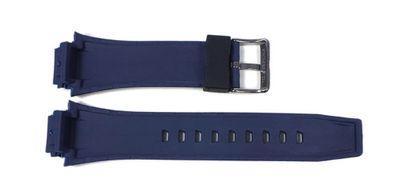 Uhrenarmband Kautschuk blau Calypso K5607/2 K5606/2 – Bild 2