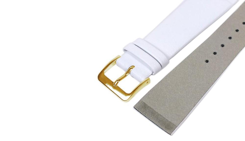Graf Manufakur XL Uhrarmband Kalbsleder Schwarz passend zu Skagen//Boccia 23119G