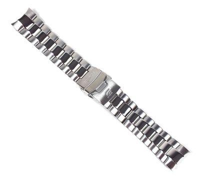 Casio Edifice Ersatzband Uhrenarmband Edelstahl Band 22mm für EMA-100 – Bild 1