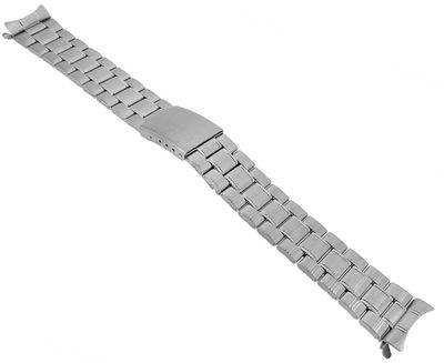 Casio Collection Ersatzband Uhrenarmband Edelstahl Band für MTP-1221 – Bild 1