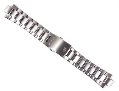Casio Edifice Ersatzband Uhrenarmband Edelstahl Band EF-562 EF-562D – Bild 1