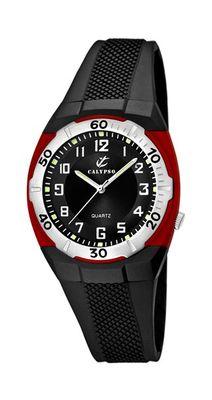 Calypso Armbanduhr Jugend-, Kinderuhr Analoguhr 5 ATM K5215 – Bild 4