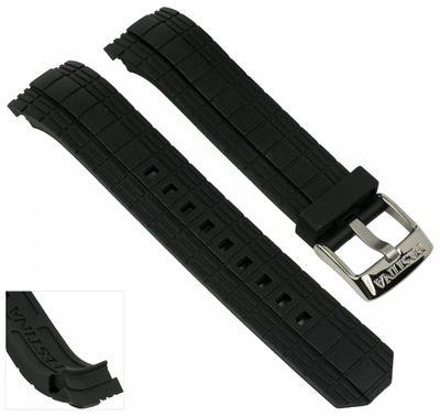 Festina Ersatzband Uhrenarmband PU Band schwarz für F16664/4 F16664 – Bild 1