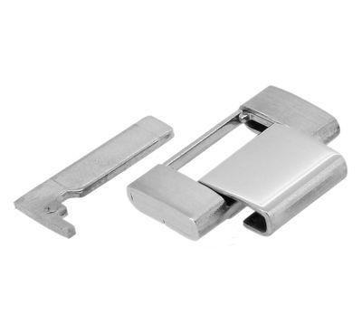 Casio Ersatzglied Bandglied Edelstahl Mittelglied Silberfarben für Casio MTP-1303D
