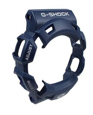 Casio Uhren Ersatzteile Gehäuseteil Lünette Blau für G-9100-2 G-9100