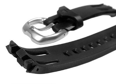 Ersatzband Kunststoff schwarz Timex T5K545 T5K546 T5K543 – Bild 2