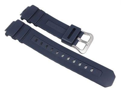 Casio G-Shock Ersatzband Uhrenarmband Resin Band Dunkelblau für AWG-M100 AWR-M100 – Bild 1