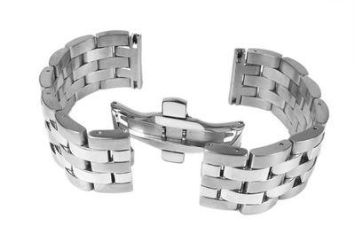 Minott Uhrenarmband Edelstahl Massiv passend zu Breitling Uhren 24320 – Bild 1