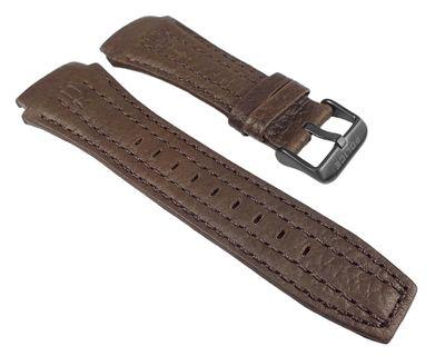 Police Adventure Ersatzband Uhrenarmband Leder Band für P13891 – Bild 1