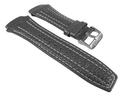 Police Adventure Ersatzband Uhrenarmband Leder Band für P13891 – Bild 2