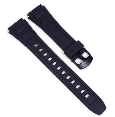 Ersatzband Resin schwarz 20mm Casio WV-59 - 24672