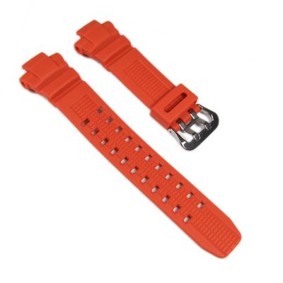 Uhrenarmband Resin orange Casio GW-3000 10370830
