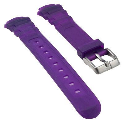 Timex Marathon Ersatzband Violett für T5K503 T5K502 T5K504 T5K365 T5K366 T5K367 T5K368 T5K369 T5K580 T5K581 – Bild 1