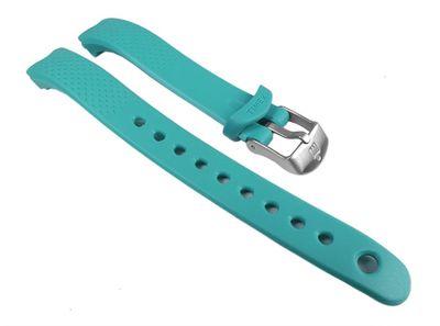 Timex Ironman Ersatzband Uhrenarmband PU Band Türkis Wasserfest für T5K602, T5K600, T5K601, T5K603 – Bild 1