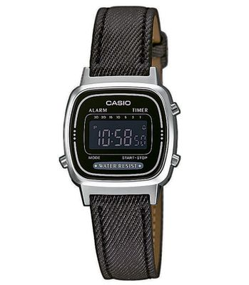 Digitale Damenuhr Casio Collection LA670WEL-1BEF