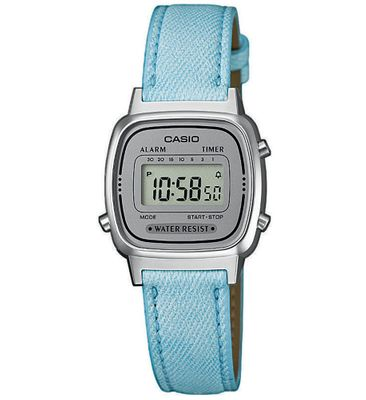 Digitale Damenuhr Casio Collection LA670WEL-2AEF
