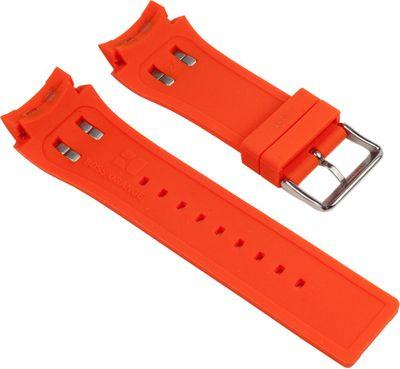 Hugo Boss Orange Ersatzband Uhrenarmband Kautschuk Band Orange 24mm 1512812 – Bild 2
