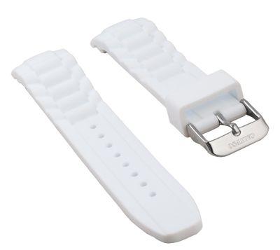 Calypso Ersatzband Uhrenarmband PV weiß für Damenuhr K5650/1 – Bild 1