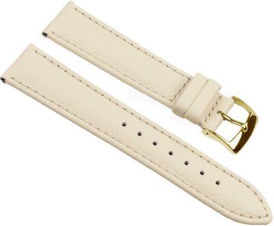 Fancy Classic Uhrenarmband Rindsleder Beige 25459G – Bild 1