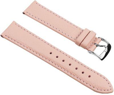 Uhrenarmband Rindsleder gepolstert Rose Eulit 25480S – Bild 1