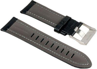 Ersatzband Leder 26mm schwarz Police Viper P12739 P13595 – Bild 2