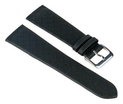 Ersatzband schwarz zum verschrauben Graf Kopenhagen 25944S – Bild 1