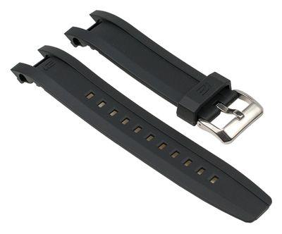 Ersatzband Resin schwarz Casio Edifice EQW-A1200 10446278
