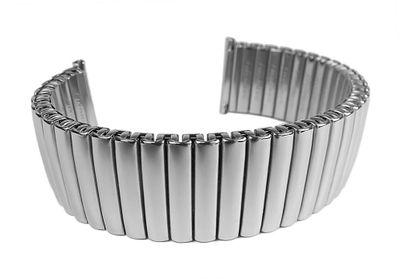 Zugband 24mm Edelstahl Uhrenarmband ROWI Fixoflex 26034S – Bild 2