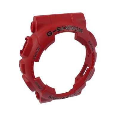 Casio G-Shock Gehäuseteil GA-100 | Bezel rot 10395289 GA-110