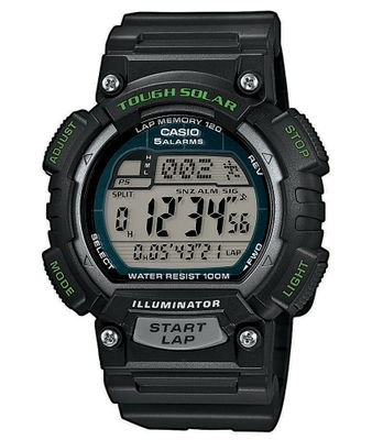 Digitale Solar Herrenuhr Casio Sports STL-S100H-1AVEF