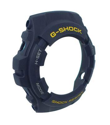 Casio G-Shock Bezel | Gehäuseteil Resin blau G-100 G-101 10001477