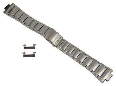 Ersatzband Edelstahl Silberfarben Casio EFA-120D 10220660 – Bild 1