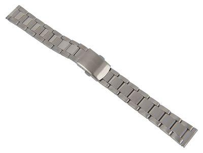 Uhrenarmband Minott Edelstahl 26865 – Bild 1