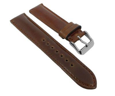 Graf Appaloosa Uhrenarmband Cordovan Leder Braun 27268 – Bild 2