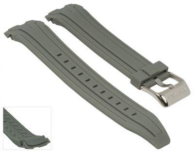 Uhrenarmband Kautschuk grau Festina F16670/5 F16670 F16505  – Bild 1
