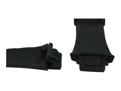 Uhrenarmband Kautschuk schwarz Calypso K5607/6 K5607/alle K5606/alle – Bild 2