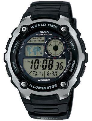 Digitale Herrenuhr Casio AE-2100W-1AVEF