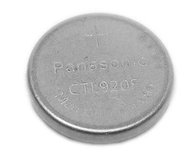 Akku Batterie Panasonic CTL 920F | passend zu Casio Uhren 10304339