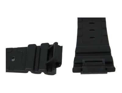 Casio Ersatzband Resin schwarz DW-5750E DW-5600E GW-M5600 10512401 – Bild 2
