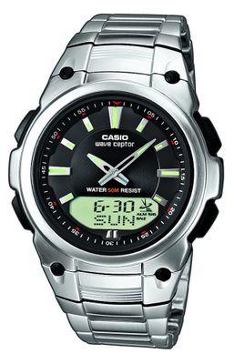 Funkuhr Herren ana-digi Wave Ceptor Casio WVA-109HDE-1AVER