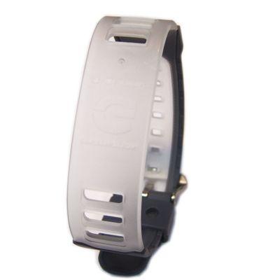 Ersatzband Resin durchsichtig-grau für Casio DW-003S DW-9000S 71605163 – Bild 1