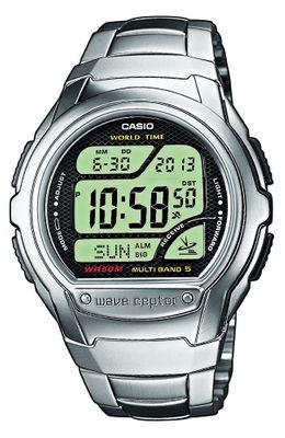 Funkuhr Herren digital Wave Ceptor Casio WV-58DE-1AVEF