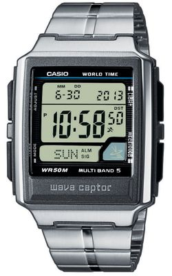 Funkuhr Herren digital Wave Ceptor Casio WV-59DE-1AVEF