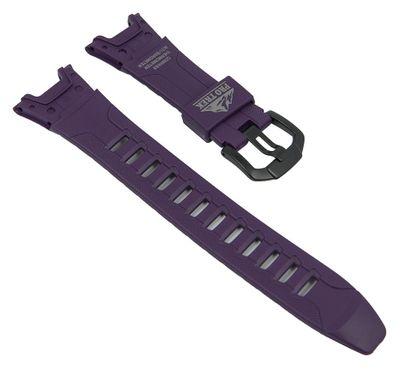 Ersatzband Resin lila für Casio Pro-Trek PRG-110 10372598 – Bild 1