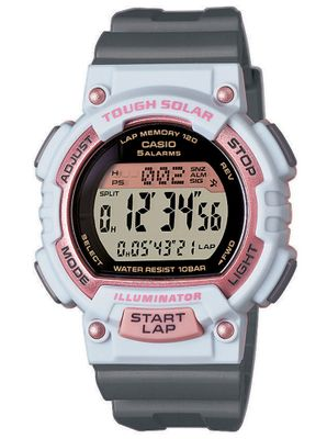 Digitale Solar Damenuhr Casio Sports STL-S300H-4AEF