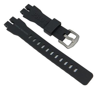 Ersatzband Resin schwarz Casio Pro-Trek PRG-300 10500217 – Bild 1